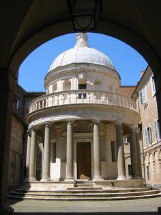 Tempettio Rome