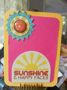 June challenge sunburst