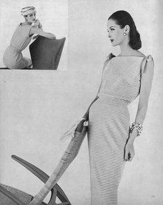 https://flic.kr/p/9bqxnA   Anne St Marie, April Vogue 1956