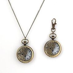 Sale Preis: Unisex Quartz Metallic Halskette Uhr und Schl¨¹sselbund Uhr , Halskette Uhr. Gutscheine & Coole Geschenke für Frauen, Männer und Freunde. Kaufen bei http://coolegeschenkideen.de/unisex-quartz-metallic-halskette-uhr-und-schl%c2%a8%c2%b9sselbund-uhr-halskette-uhr