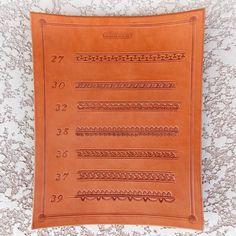 Border Stamp Set 27 - 39