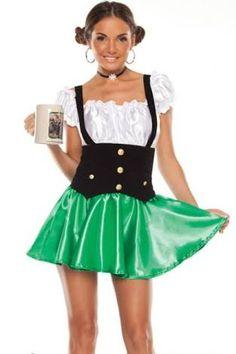 green costume ideas - Google Search