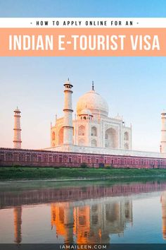 Applying for an Indian Visa is easy and fast — I got mine after just a day! Here's a guide on the application process and requirements! // #VisaTips #TravelTips Travel Advice, Travel Tips, Shanghai, Visa, India Travel, Wanderlust Travel, Travel Pictures, Places To Travel, Travel Inspiration