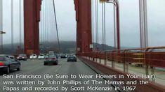 Crossing the Golden Gate Bridge into San Francisco