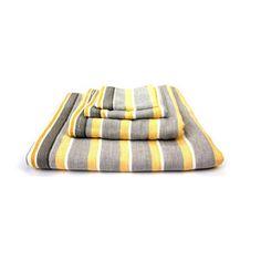 Dandelion Chambray Towels