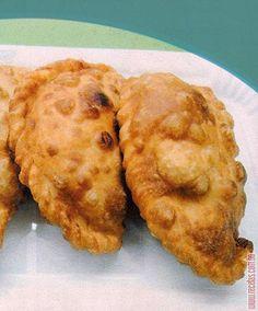 Empanadas fritas de charque