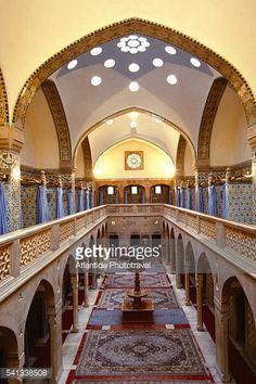 Atrium in thermal baths (Hamam) in Trencianske Teplice. |... #turciansketeplice: Atrium in thermal baths (Hamam) in… #turciansketeplice