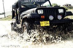 Jeep Wrangler YJ 1994