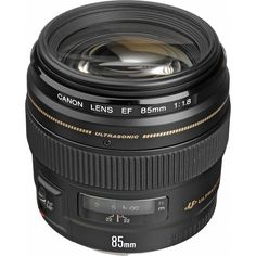Canon Objetiva EF 85mm f/1.8 USM
