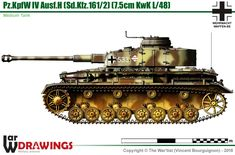 Pz.Kpfw IV Ausf.H Military Diorama, Military Art, Military History, Armoured Personnel Carrier, Panzer Iv, Tiger Tank, Model Tanks, Engin, Military Modelling