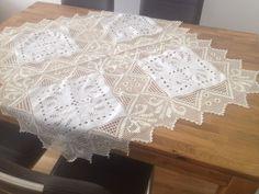 Wandecke Quadratische Tischdecke, Wanddeko, Tisch Decke , Handarbeit Neu • EUR 59,00 - PicClick DE
