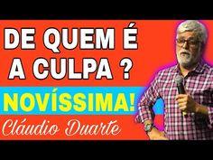 Claudio Duarte, Lair Ribeiro, S Word, God, Baseball Cards, Videos, Youtube, Happy Marriage, Blame
