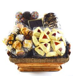 Sugar free gift basket harry and david 6995 pintowingifts lasting impressions fresh baked goods gift basket negle Image collections