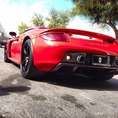 Beast! Carrera GT,