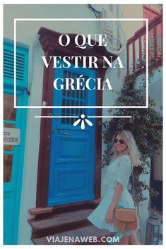 Inspiração de looks para usar na Grécia. Summer Couple Pictures, Summer Couples, Amalfi, Paris, Wanderlust, World, Blog, Travel Fashion, Travel Clothing