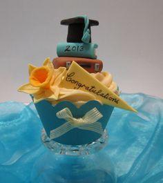 The winning cupcake