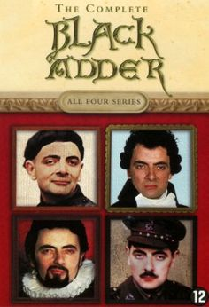 Black Adder, most enjoyable was the final series- Blackadder Goes Forth. Set in the trenches of WWI. Incredible ending, so very poignant. British Sitcoms, British Comedy, Comedy Tv, Comedy Show, Great Tv Shows, Old Tv Shows, Series Movies, Movies And Tv Shows, Blackadder Quotes