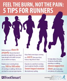 Follow our five helpful tips for running. #Running
