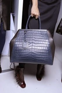 209b1fe508 33 awesome handbags we want — from ladylike shapes to quirky minis Anna Sui  - Fall 2012 Fendi Fall 2012