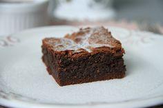 RECEITA THERMOMIX: Brownie com creme de avelã