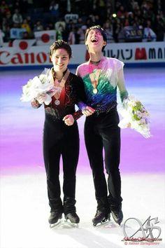 Shoma and Yuzuru the wedding :P