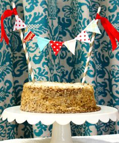 Look at this Carnival Mini Cake Banner on #zulily today!