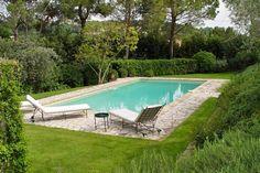 ESTILO RUSTICO: piscinas rusticas