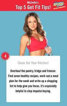 Michelle Bridges Top 5 Get Fit Tips Reduce Weight, How To Lose Weight Fast, Michelle Bridges, Lose 5 Pounds, 10 Pounds, Regular Exercise, Weight Loss Plans, Healthy Weight Loss, Kids Learning