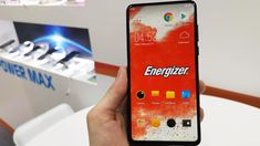 This year's edition of MWC is definitely full of surprises and crazy announcements. The latest one comes from Energizer (you know, the battery brand with the Announcement, Smartphone, Rabbit, Tech, Pop, Coffee, Live, Bunny, Kaffee
