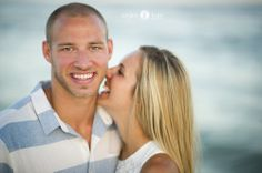 Beach Engagement Session  |  Beaches  |  Engagement portraits  |  Anthropologie  |  White dresses  |  Wedding pictures  |  Pensacola  |  Aislinn Kate Photography