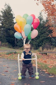 UP! Homemade kid costume