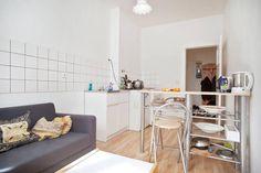 Kücheneinrichtung Berlin idee für eine helle und moderne kücheneinrichtung weiße möbel