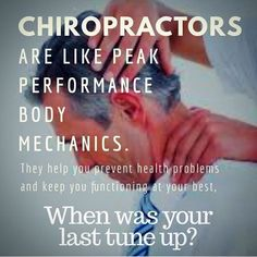 Tell someone you love about chiropractic today! #BreakthroughCoaching