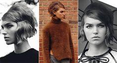 Tendências de cabelo curto para 2012