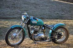 '72 Triumph T120R