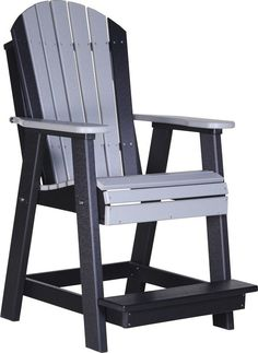 Chairs on pinterest adirondack chairs adirondack chair plans and adirondack rocking chair - Luxcraft fine outdoor furniture ...