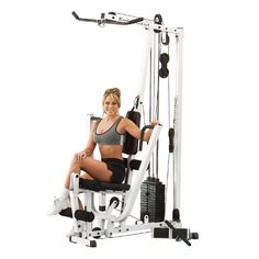 Body Solid EXM1500S Single Stack Home Gym - https://twitter.com/newleafbusines1/status/731899534599557122