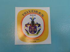 Brasão Teixeira's Beer