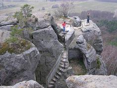 Drábské světničky Mount Rushmore, Mountains, Nature, Travel, Naturaleza, Viajes, Destinations, Traveling, Trips