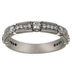 Shop Vintage & Antique Engagement Rings at Dacarli Antique Wedding Bands, Antique Engagement Rings, Antique Rings, Diamond Engagement Rings, Diamond Bands, Diamond Wedding Bands, Diamond Cuts, Wedding Rings, Gems Jewelry