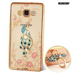 j5 Luxury Rhinestone Holder Stand case cover For Samsung Galaxy J5 case J5008 J500 soft Silicone TPU Case for samsung J5 2015