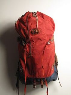 "I'm looking for the perfect backpack for a trip to Peru. I found it. It's from a magical place called ""the 70s."""