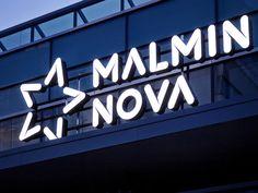 GRAPHIC AMBIENT » Blog Archive » Malmin Nova, Finland