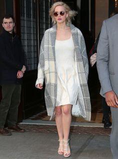 Jennifer Lawrence: I puked yesterday. Im a puker. Im a big-time puker.
