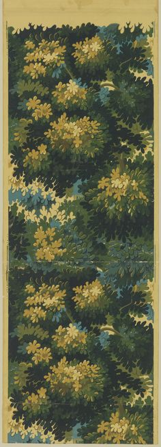 From the collection of the Cooper-Hewitt, New York City -- 1872 French Wallpaper  http://images.collection.cooperhewitt.org/41870_d2757e22ea56e342_b.jpg