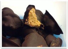 Maapähkinävoitryffelit :: reseptit :: karppaus.info