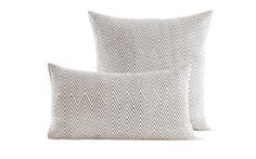 """Silk Pillow in Chevron Block from dar $78-$90...20""""x20"""" or 11""""x21""""....down-filled"""