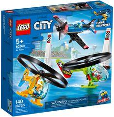 Legos, Lego City Airport, Stunt Plane, Building Sets For Kids, Rivera, Free Lego, Lego Builder, All Lego, Lego Lego