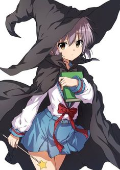 Nagato Yuki, by Matokechi Anime Titles, Anime Characters, Chica Anime Manga, Anime Art, Kuudere, Haruhi Suzumiya, Kyoto Animation, Anime Family, Nisekoi