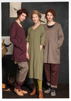 "Kleid ""Shadow"" aus Baumwolle/Viskose 57705-15f.jpg"